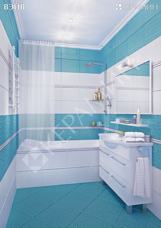 плитка для ванной комнаты фото керамин
